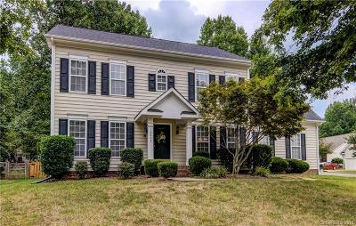 Huntersville Single Family Home Under Contract-Show: 12202 Shiro Court