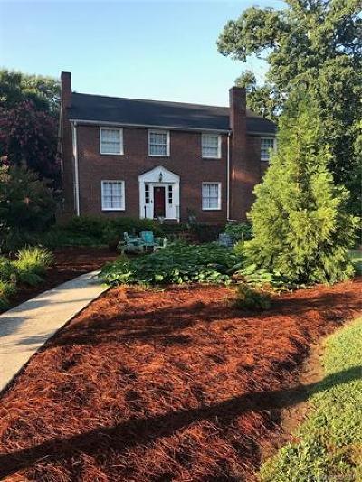 Gastonia Single Family Home For Sale: 519 W 4th Avenue