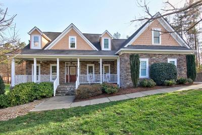 Mooresville Single Family Home Under Contract-Show: 137 Fox Hunt Drive