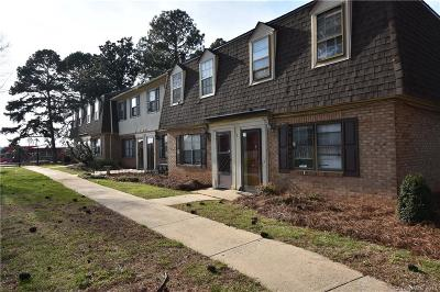 Condo/Townhouse Under Contract-Show: 5829 Hunting Ridge Lane #F