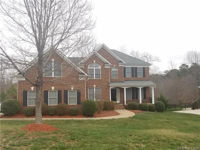 Waxhaw Rental For Rent: 2801 Swinton Court