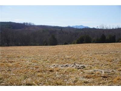 Rutherfordton Residential Lots & Land For Sale: 1714 Union Road