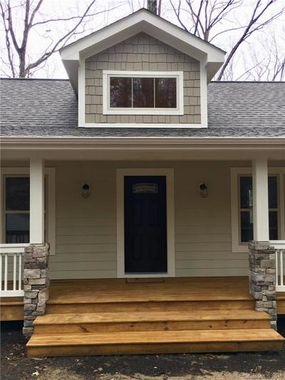 Tryon NC Single Family Home For Sale: $193,000