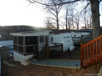 Badin Shores Resort Single Family Home For Sale: 114 Cedar Lane #417