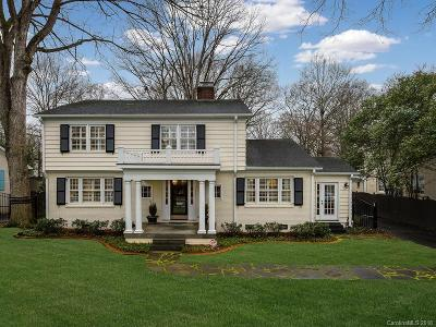 Single Family Home For Sale: 1238 Providence Road