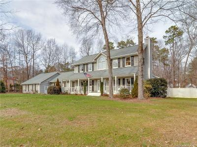 Weddington Single Family Home For Sale: 1193 Carole Court