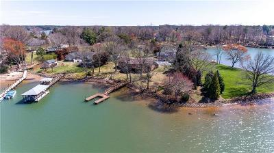 Terrell Single Family Home For Sale: 8490 Sylvan Drive