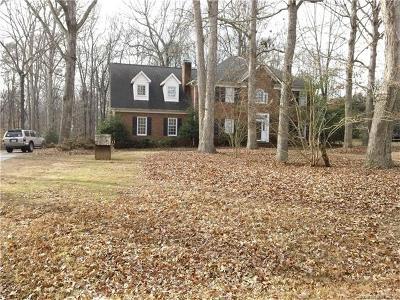 Weddington Single Family Home For Sale: 708 Providence Oak Lane #523