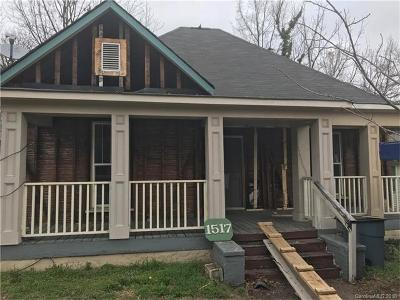 Single Family Home For Sale: 1517 Parkwood Avenue