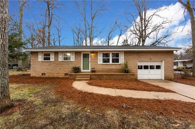 Charlotte NC Single Family Home Under Contract-Show: $168,000