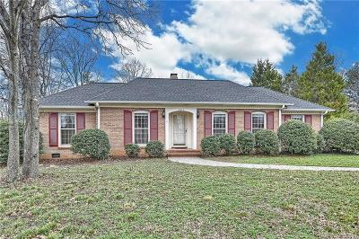 Charlotte Single Family Home For Sale: 1211 Squire Drive