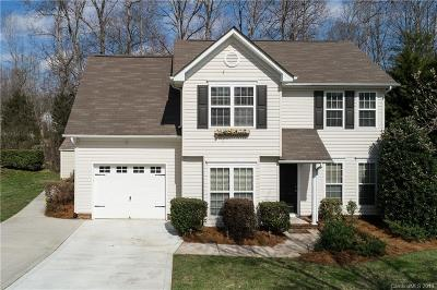 Stanley Single Family Home Under Contract-Show: 7235 Oxford Bluff Drive