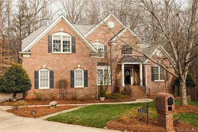 Charlotte NC Single Family Home For Sale: $938,900