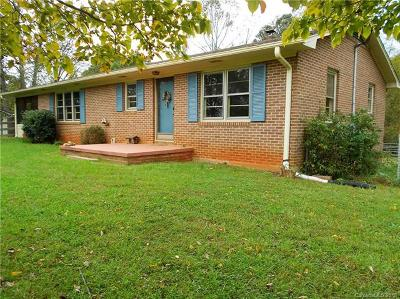 Columbus Single Family Home For Sale: 9860 S Nc Hwy 9 Highway
