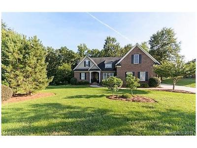 Lincolnton Single Family Home For Sale: 934 Clear Creek Circle