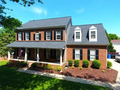 Mooresville Single Family Home For Sale: 147 Meadow Pond Lane