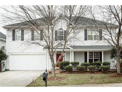 Mooresville Single Family Home For Sale: 144 Trotter Ridge Drive