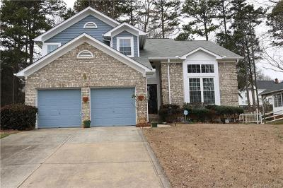 Mooresville Single Family Home For Sale: 111 Glynwater Drive