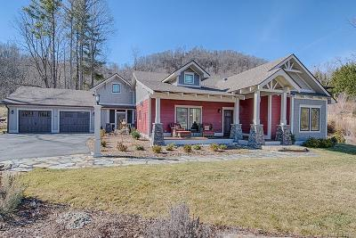 Waynesville Single Family Home Under Contract-Show: 118 Burlington Avenue