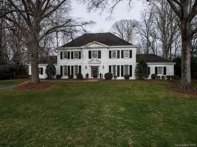 Charlotte Single Family Home Under Contract-Show: 319 Colville Road
