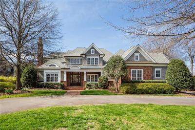 Charlotte Single Family Home For Sale: 3722 Beresford Road