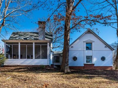 Asheville Single Family Home For Sale: 24 E Edgewood Road