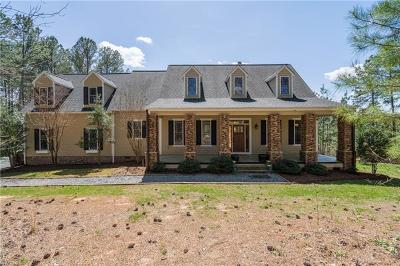Caldwell County Single Family Home For Sale: 134 Greens Road