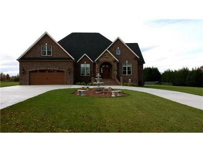 Hickory Single Family Home For Sale: 1495 White Eagle Ranch Road