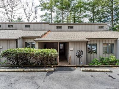 Asheville NC Condo/Townhouse Under Contract-Show: $255,000