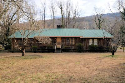 Tryon NC Single Family Home For Sale: $189,900