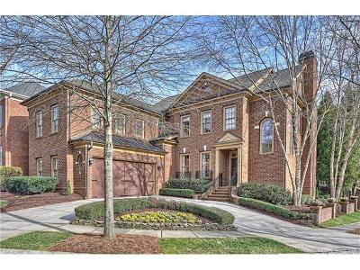 Charlotte Single Family Home For Sale: 8925 Heydon Hall Circle