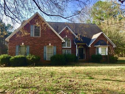 Huntersville Single Family Home For Sale: 7800 Babe Stillwell Farm Road