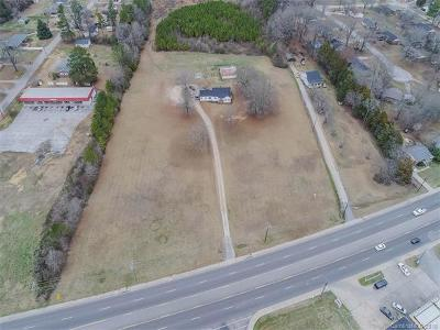 Chester Single Family Home Under Contract-Show: 641 Lancaster Highway