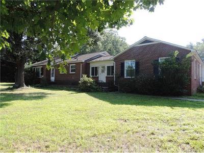 Lincolnton Single Family Home For Sale: 2124 N Aspen Street