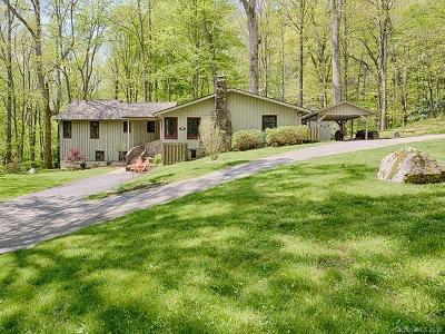 Waynesville Single Family Home For Sale: 29 Turner Lane