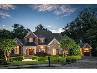 Matthews Single Family Home For Sale: 1737 Shadow Forest Drive