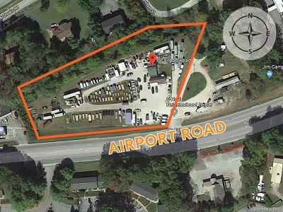 Arden Residential Lots & Land For Sale: 14 Airport Road