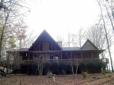 Alexander County, Ashe County, Avery County, Burke County, Caldwell County, Watauga County Single Family Home For Sale: 1963 Hwy 181 Highway