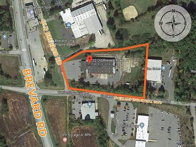 Buncombe County Commercial For Sale: 32 Old Brevard Road
