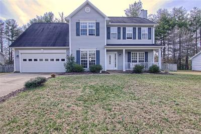 Fletcher Single Family Home Under Contract-Show: 379 Glensprings Drive