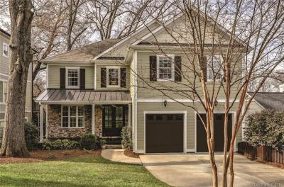 Charlotte Single Family Home For Sale: 2916 Chelsea Drive