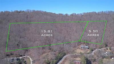 Asheville Residential Lots & Land For Sale: 9999 Town Mountain Road