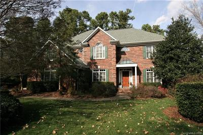 Charlotte Single Family Home For Sale: 4500 Fairvista Drive