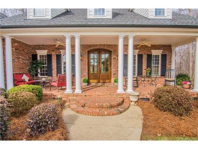 Cabarrus County Single Family Home For Sale: 6695 Fox Ridge Circle