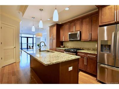 Charlotte Condo/Townhouse For Sale: 222 S Caldwell Street #1710