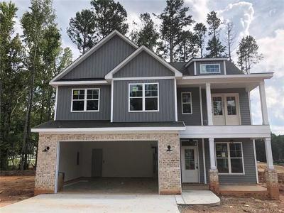 Kannapolis Single Family Home For Sale: 1209 Robinhood Lane #58