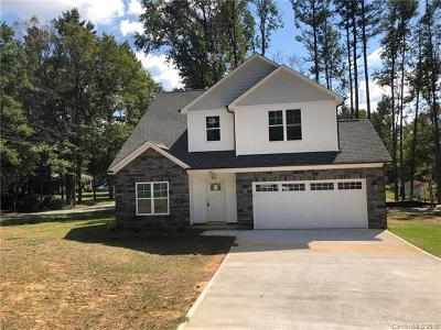 Kannapolis Single Family Home For Sale: 1207 Robinhood Lane #57