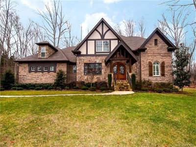 Clover, Lake Wylie Single Family Home For Sale: 4052 River Oaks Road
