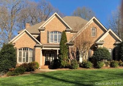 Kensington At Ballantyne Single Family Home For Sale: 9113 Whispering Wind Drive #2