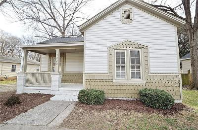 Single Family Home Under Contract-Show: 1220 Pegram Street